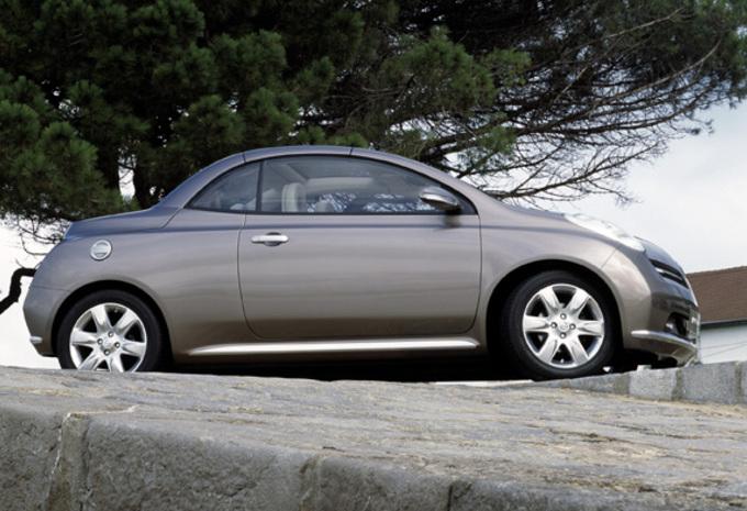 Nissan Micra C+C 1.4 & 1.6 #1