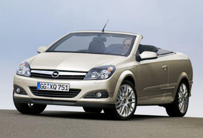 Opel Astra Twin Top 1.8 #1