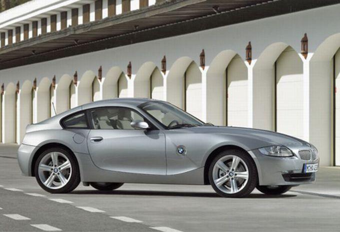 BMW Z4 Coupé 3.0 si #1