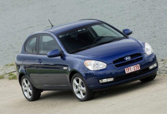 Hyundai Accent #1