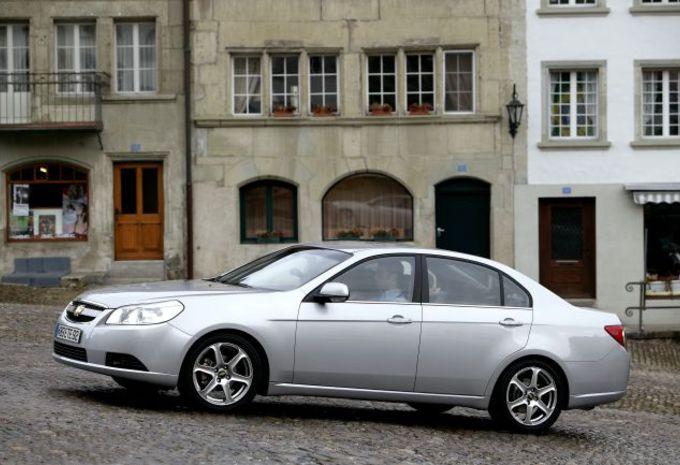 Chevrolet Epica 2.0 & 2.5 #1