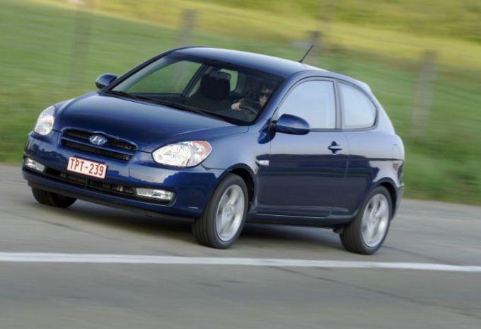 Hyundai Accent 1.4 & 1.5 CRDi #1