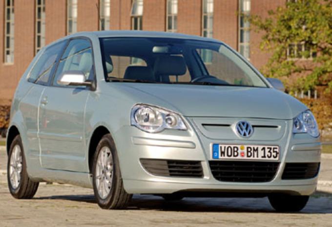 VW Polo BlueMotion #1