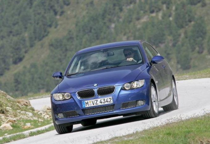 BMW 335d Coupé #1