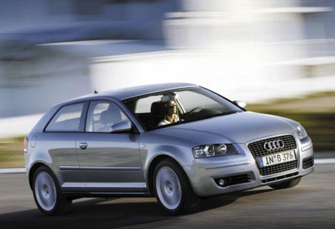 Audi A3 1.8 TFSI & 1.9 TDI e #1