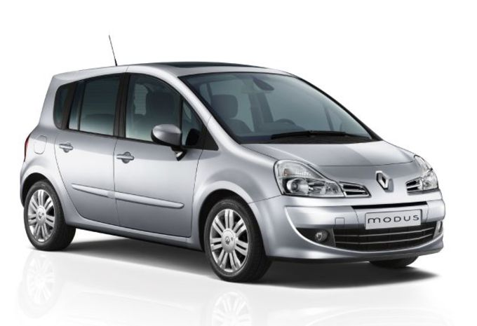 Renault Grand Modus 1.5 dCi 85 & 1.5 dCi 105 #1