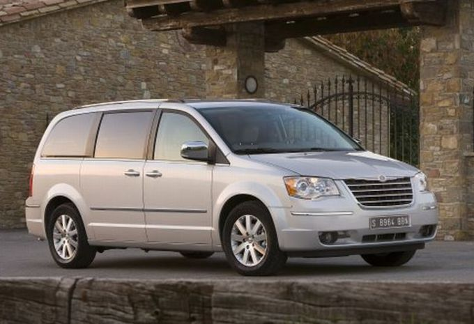 Chrysler Grand Voyager 2.8 CRD #1