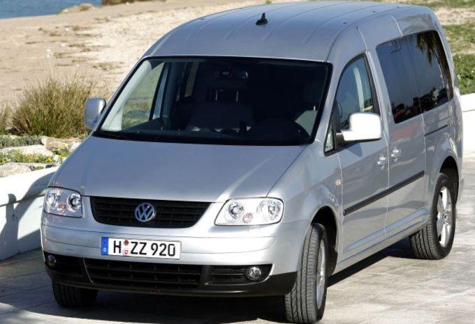 VW Caddy Maxi Life 2.0 TDI #1