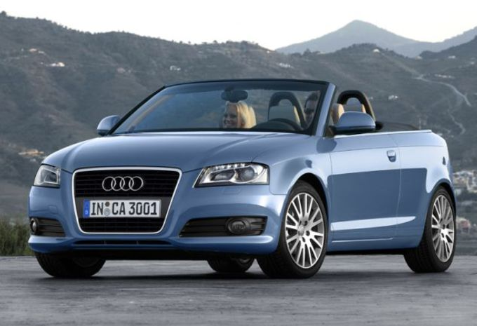Audi A3 Cabriolet 1.9 TDI #1