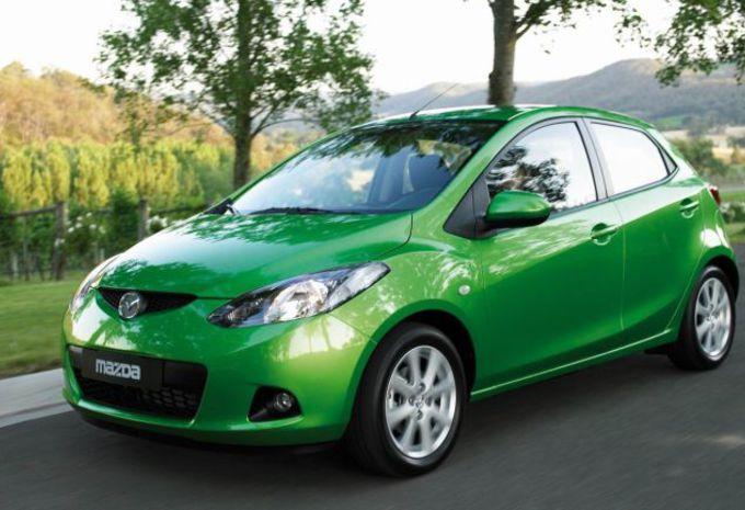Mazda 2 1.4 CDVi #1