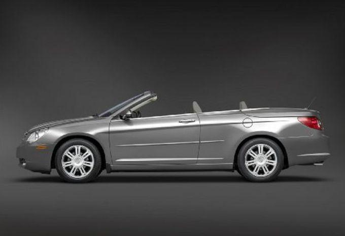 Chrysler Sebring Cabrio 2.0 CRD #1