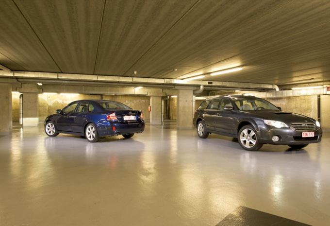 Subaru Legacy Sedan & Outback 2.0 D #1