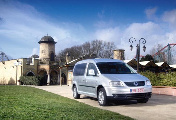 Volkswagen Caddy Maxi Life 2.0 TDI #1