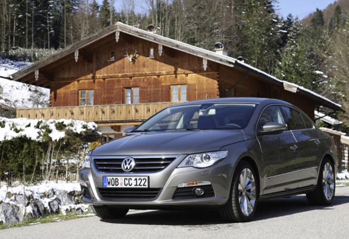 Volkswagen Passat CC  #1