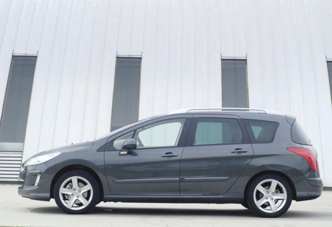 Peugeot 308 SW 1.6 THP & 1.6 HDi #1