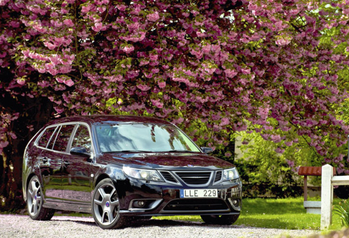 Saab 9-3 Sport-Hatch Turbo X #1