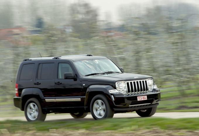 Jeep Cherokee 2.8 CRD A #1