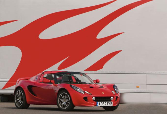 Lotus Elise 1.8 SC #1
