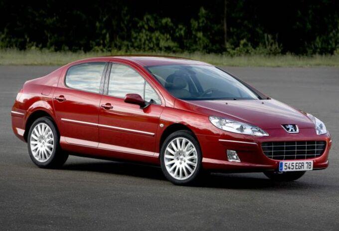 Peugeot 407 2.0 HDi #1