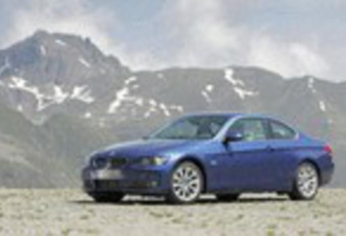 BMW 320d(A) Coupé & Renault Laguna Coupé 2.0 dCi 180 #1