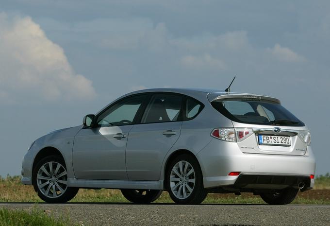 Subaru Impreza 2.0D #1