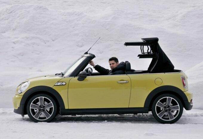 foto 39 s mini cooper s cabrio autogids. Black Bedroom Furniture Sets. Home Design Ideas