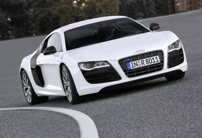 Audi R8 5.2 V10 #1