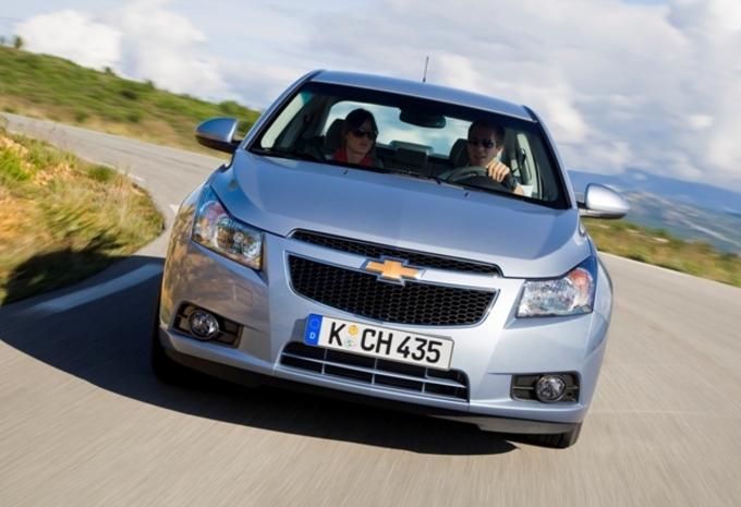 Chevrolet Cruze  #1
