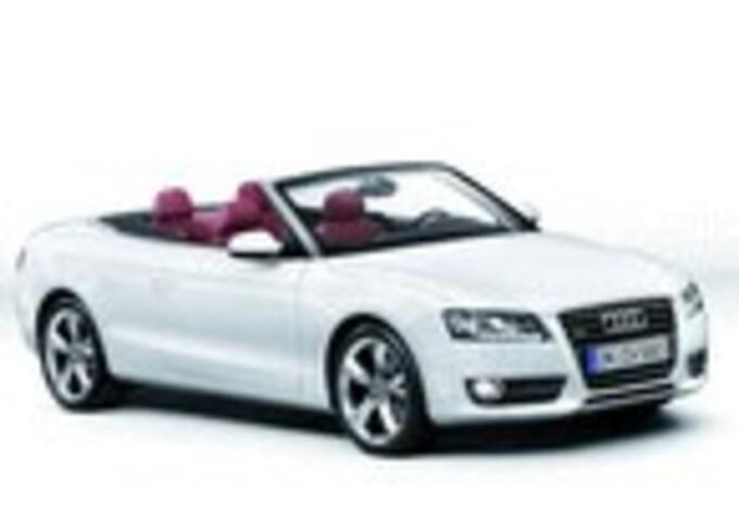 Audi A5 Cabriolet 2.0 TFSI & 3.0 TDI #1