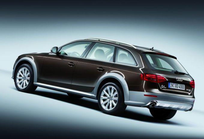 Audi A4 Allroad 2.0 TDI & 3.0 TDI #1
