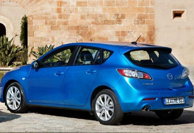 Mazda 3 1.6 CDVi & 2.2 CDVi 150 #1