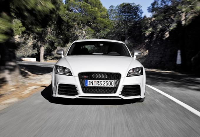 Audi TT RS  #1