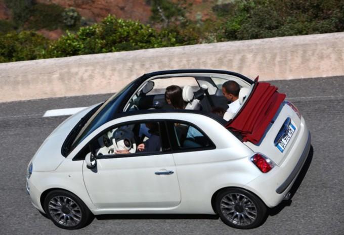 Fiat 500C  #1