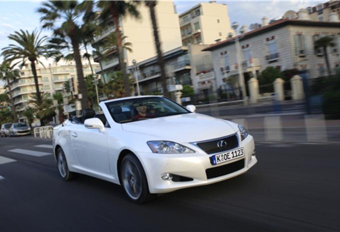 Lexus IS 250C  #1