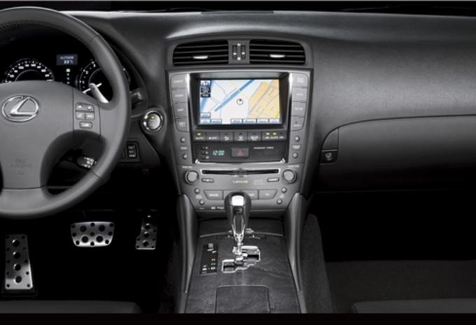 Foto S Lexus Is 250c Autogids