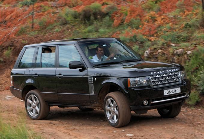 Range Rover 2010  #1