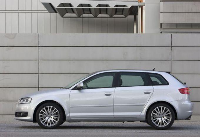 review audi a3 sportback 1 6 tdi moniteur automobile. Black Bedroom Furniture Sets. Home Design Ideas