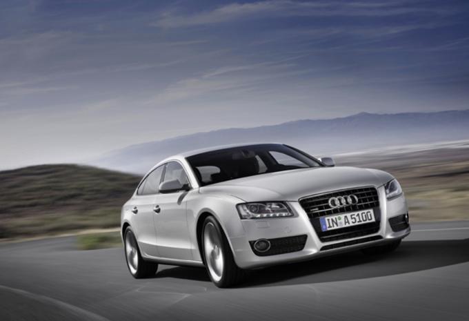 Audi A5 Sportback  #1