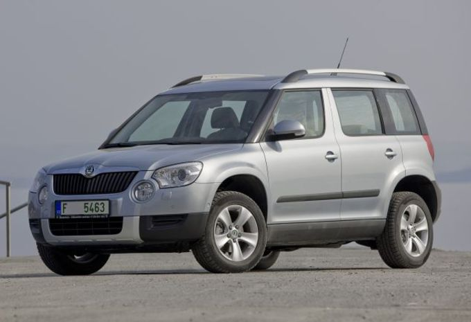 essai skoda yeti 1 8 tsi 4x4 2 0 tdi 4x4 moniteur automobile. Black Bedroom Furniture Sets. Home Design Ideas