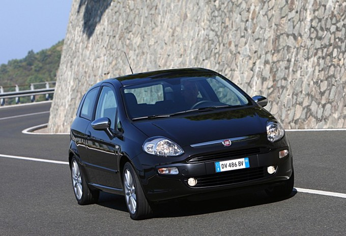 foto 39 s fiat punto evo autogids. Black Bedroom Furniture Sets. Home Design Ideas