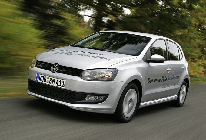 Volkswagen Polo BlueMotion  #1