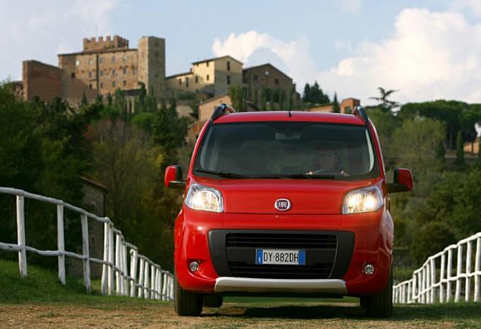 Fiat Qubo Trekking  #1