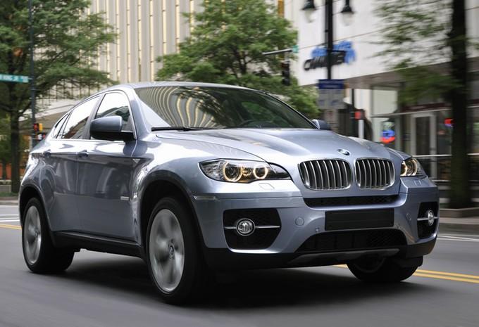 BMW ActiveHybrid X6  #1