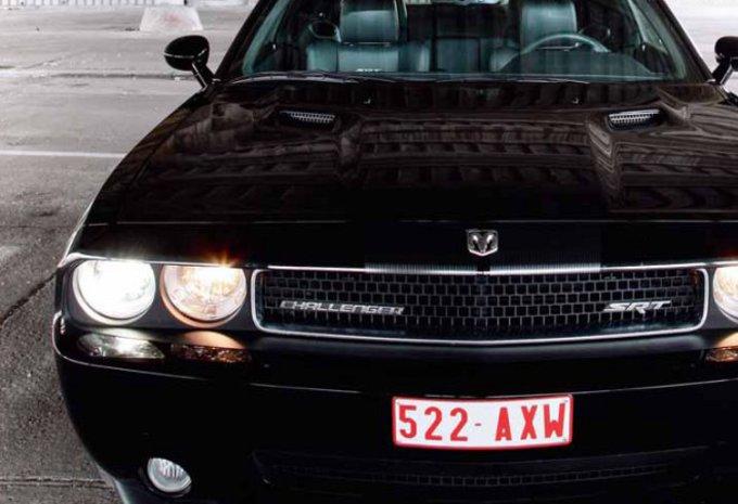 Dodge Challenger SRT-8  #1