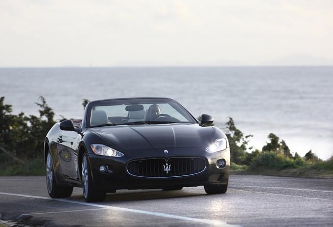 Maserati GranCabrio  #1