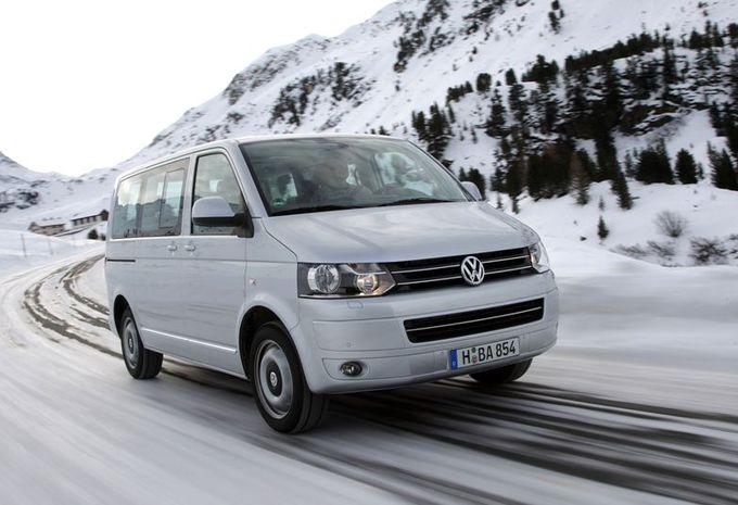Volkswagen Multivan 4Motion  #1