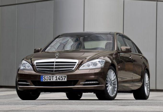 BMW 760 Li, Lexus LS 600h L, Mercedes S600 L: Lutte au sommet #1