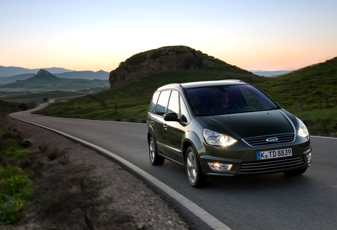 Ford S-Max et Galaxy 2010  #1
