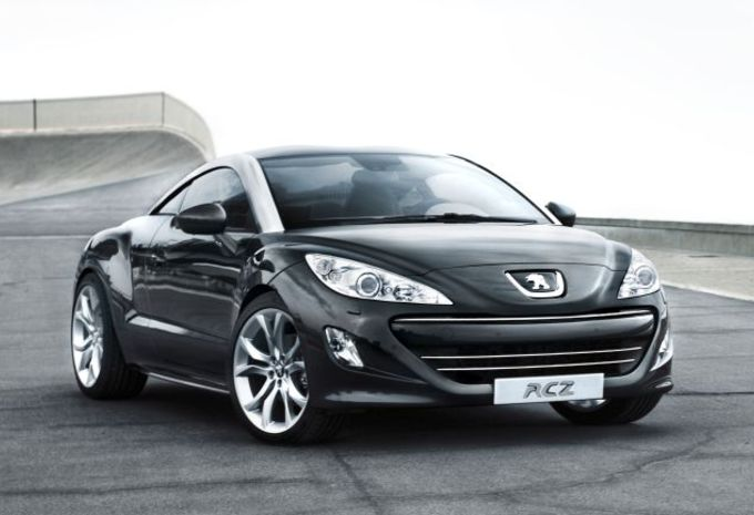 images peugeot rcz 2 0 hdi moniteur automobile. Black Bedroom Furniture Sets. Home Design Ideas