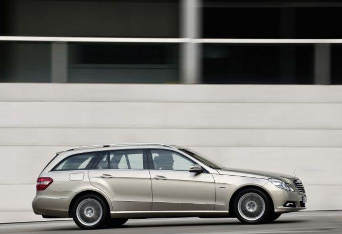 Mercedes E 200 CDI Break #1